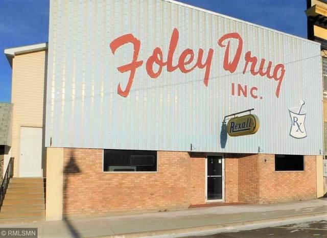 351 Dewey Street, Foley, MN 56329 (#5750035) :: Helgeson Platzke Real Estate Group
