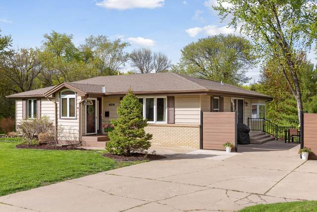4816 Overlook Drive, Bloomington, MN 55437 (#5750347) :: Happy Clients Realty Advisors