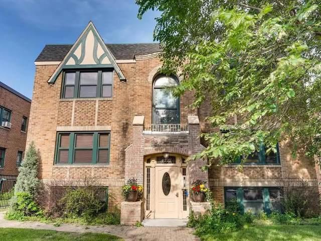 4227 Nicollet Avenue #1, Minneapolis, MN 55409 (#5750398) :: Straka Real Estate