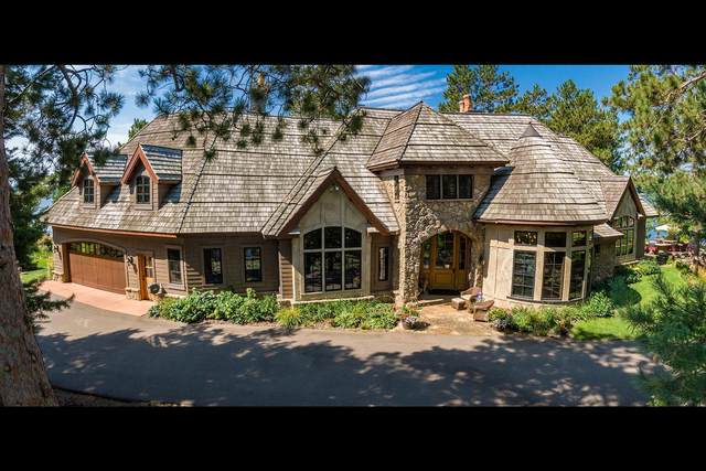 13380 Rush Harbor Drive, Crosslake, MN 56442 (#5750507) :: The Pietig Properties Group