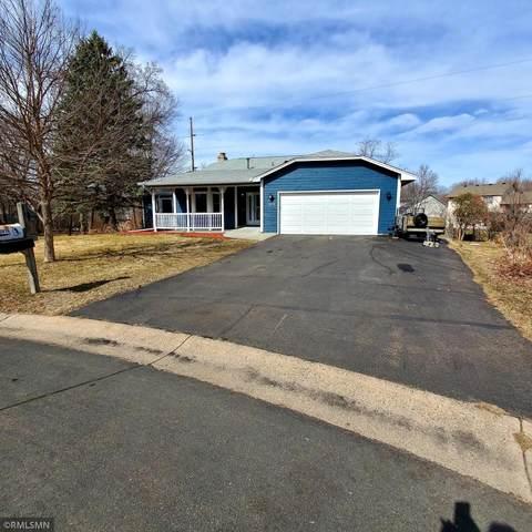 10898 Yellow Pine Street NW, Coon Rapids, MN 55433 (#5751012) :: Carol Nelson | Edina Realty