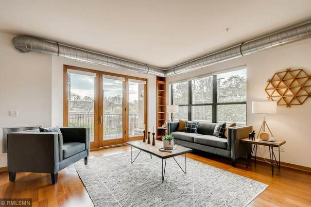 15 E Franklin Avenue #201, Minneapolis, MN 55404 (#5751377) :: Twin Cities South
