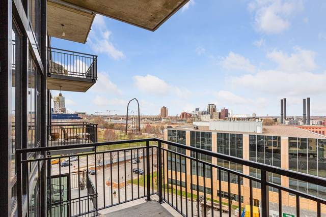 1120 S 2nd Street #605, Minneapolis, MN 55415 (#5751443) :: Helgeson & Platzke Real Estate Group