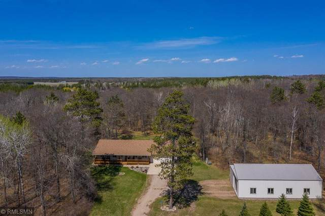 1198 Deer Ridge Road SW, Pillager, MN 56473 (#5751710) :: Carol Nelson | Edina Realty
