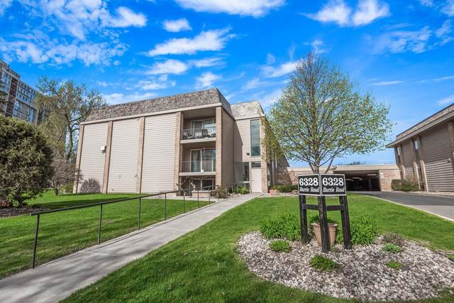 6328 Barrie Road 1A, Edina, MN 55435 (#5752664) :: The Janetkhan Group