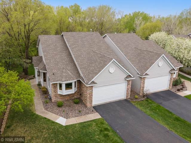4211 Bristol Run, Shoreview, MN 55126 (#5752730) :: The Janetkhan Group