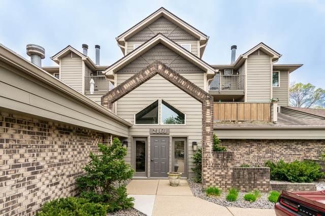 2160 Ridge Drive #13, Saint Louis Park, MN 55416 (#5752755) :: Happy Clients Realty Advisors