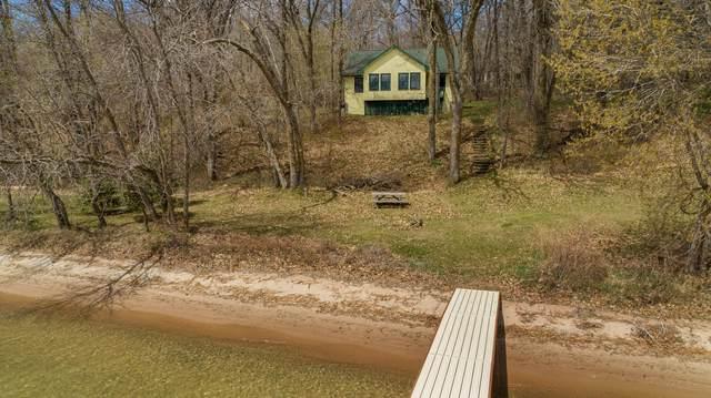 10914 E Oak Point Road NW, Cass Lake, MN 56633 (#5752987) :: The Jacob Olson Team