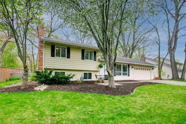 10657 Boundary Creek Terrace, Maple Grove, MN 55369 (#5753107) :: The Janetkhan Group