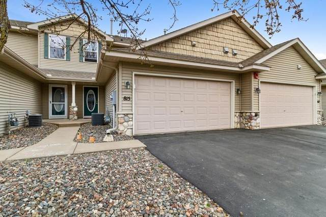 815 Winsome Way NW, Isanti, MN 55040 (#5753387) :: Happy Clients Realty Advisors