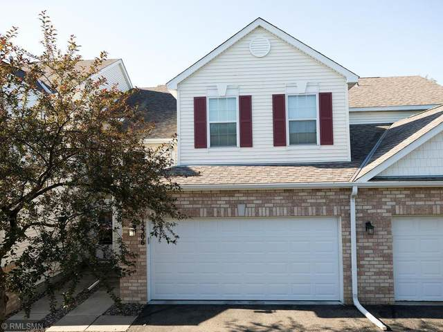 15284 Flower Way #218, Apple Valley, MN 55124 (#5753533) :: The Janetkhan Group