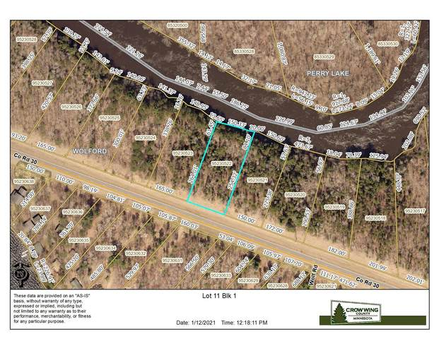 TBD Lot 11 County Road 30, Crosby, MN 56441 (#5753576) :: Tony Farah | Coldwell Banker Realty
