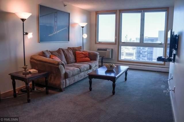 433 S 7th Street #1824, Minneapolis, MN 55415 (#5753605) :: Tony Farah | Coldwell Banker Realty