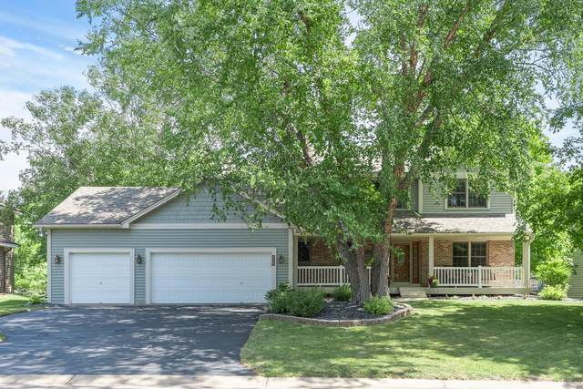 8908 Vickors Crossing N, Brooklyn Park, MN 55443 (#5754892) :: Twin Cities South