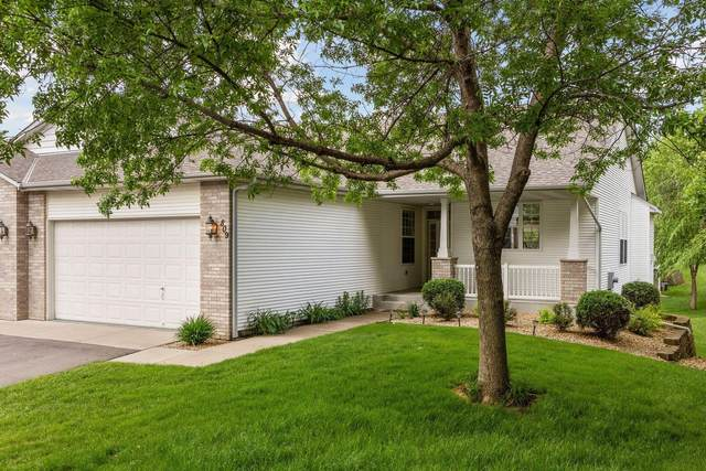 809 Woodduck Drive, Woodbury, MN 55125 (#5755482) :: Twin Cities Elite Real Estate Group | TheMLSonline