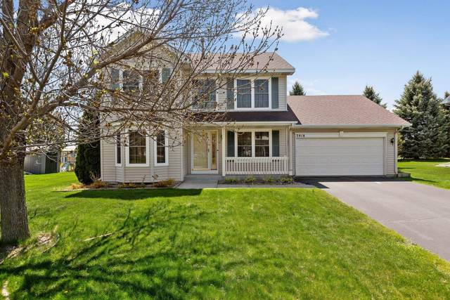3918 Homestead Drive, Woodbury, MN 55125 (#5755525) :: The Preferred Home Team