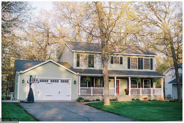 1514 4th Avenue N, Sartell, MN 56377 (#5756001) :: Bos Realty Group
