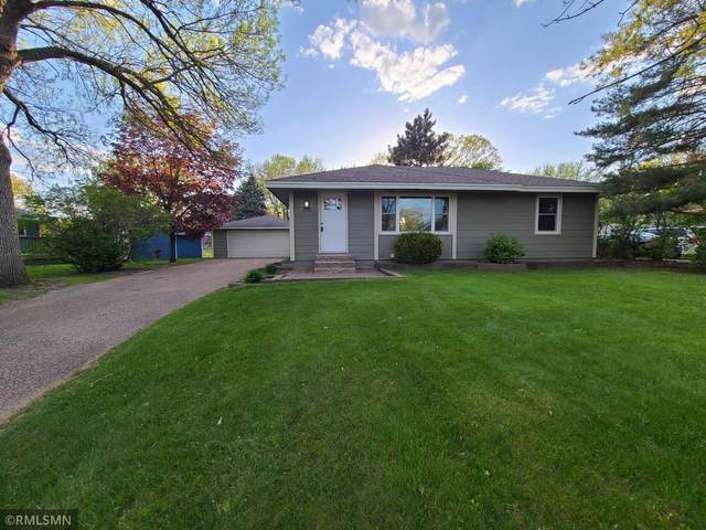 9156 Terrace Road NE, Blaine, MN 55434 (#5757222) :: The Preferred Home Team