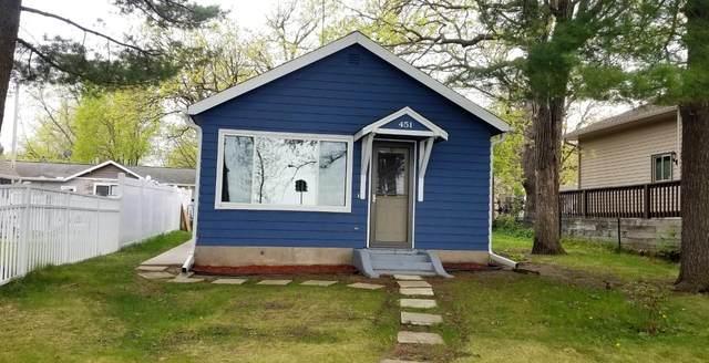 451 Lakeshore Drive, Big Lake, MN 55309 (#5758227) :: Bos Realty Group