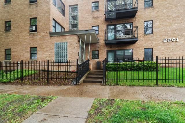 2201 3rd Avenue S #305, Minneapolis, MN 55404 (#5759043) :: Holz Group