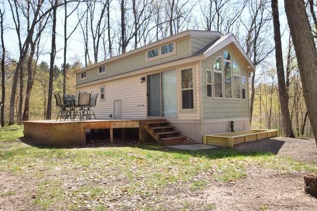 4110 Overland Road, Webster, WI 54893 (#5759228) :: Straka Real Estate