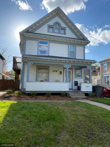 2208 27th Avenue S, Minneapolis, MN 55406 (#5759645) :: Helgeson Platzke Real Estate Group