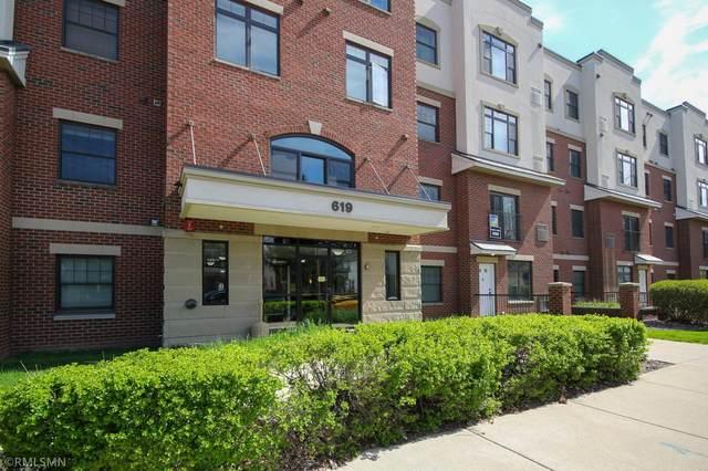 619 8th Street SE #301, Minneapolis, MN 55414 (#5759735) :: Straka Real Estate