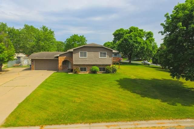 1518 Oakwood Terrace, Shoreview, MN 55126 (#5763377) :: Carol Nelson   Edina Realty