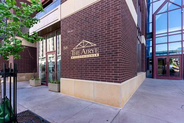 168 6th Street E #2806, Saint Paul, MN 55101 (#5763455) :: Straka Real Estate