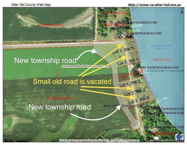 Lot 3, Blk 2 Thompson Beach Road, Pelican Rapids, MN 56572 (MLS #5764290) :: RE/MAX Signature Properties