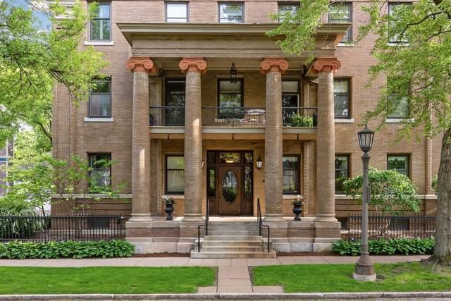 436 Portland Avenue #10, Saint Paul, MN 55102 (#5765199) :: Tony Farah   Coldwell Banker Realty