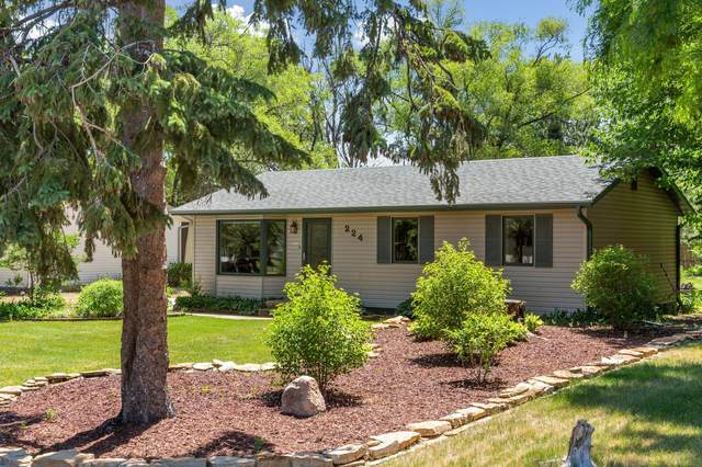 224 105th Lane NW, Coon Rapids, MN 55448 (#5766667) :: Carol Nelson   Edina Realty