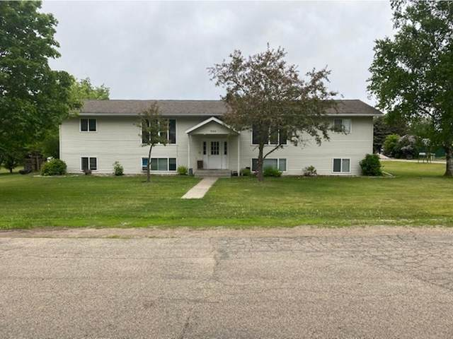 304 S Dayton Avenue, Parkers Prairie, MN 56361 (#5767837) :: The Smith Team