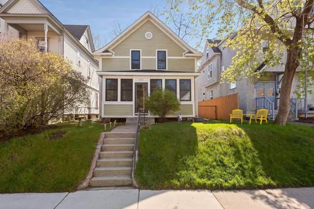 3505 Bryant Avenue S, Minneapolis, MN 55408 (#5768874) :: Straka Real Estate