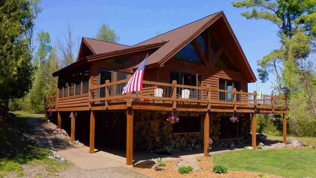 3242 Wolf Lake Road, Ely, MN 55731 (#5768998) :: Straka Real Estate