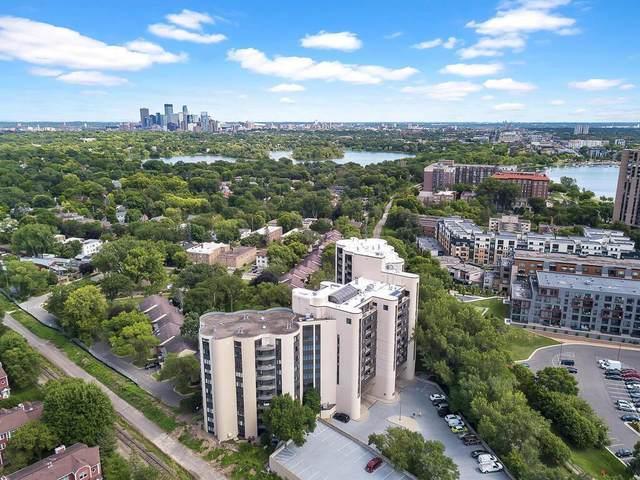 3151 Dean Court B301, Minneapolis, MN 55416 (#5769097) :: Tony Farah   Coldwell Banker Realty