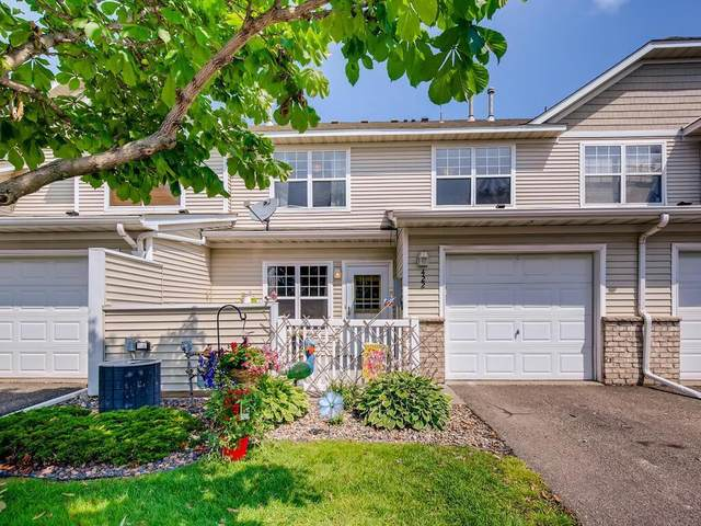 422 Hickory Lane, Oakdale, MN 55128 (#5769866) :: Bos Realty Group