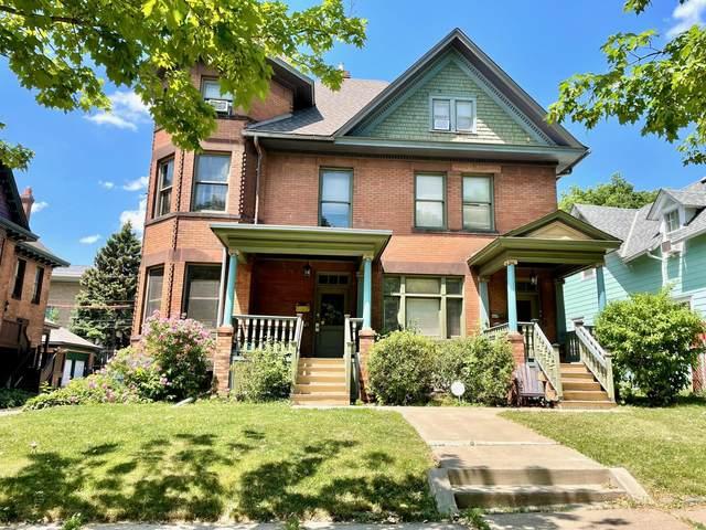 663 5th Street E A, Saint Paul, MN 55106 (#6004537) :: Carol Nelson | Edina Realty
