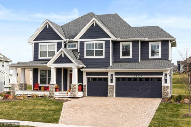 4252 Picket Way, Woodbury, MN 55129 (#6006170) :: Lakes Country Realty LLC