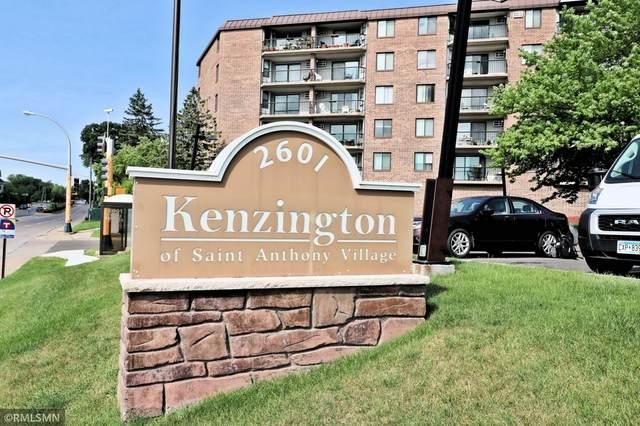 2601 Kenzie Terrace #308, Saint Anthony, MN 55418 (#6006505) :: Helgeson Platzke Real Estate Group