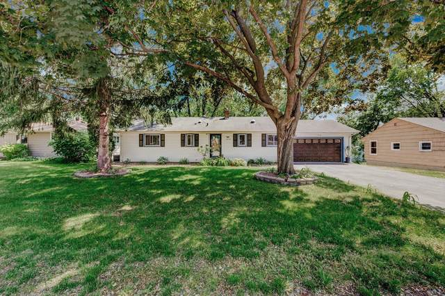 1078 County Road B2 W, Roseville, MN 55113 (#6006620) :: The Pietig Properties Group