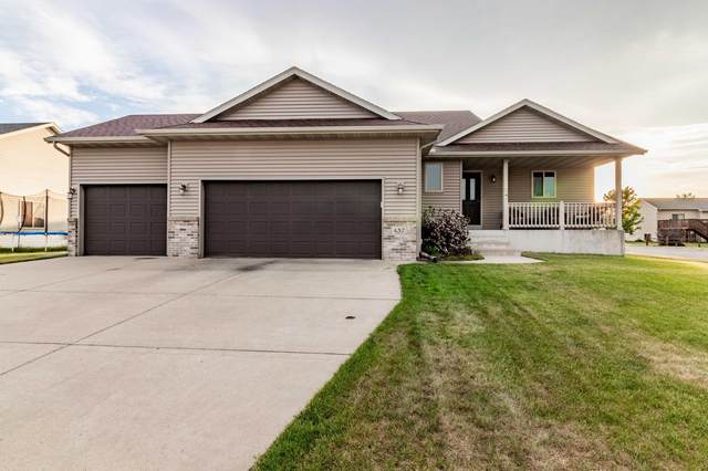 437 22nd Avenue N, Sartell, MN 56377 (#6006642) :: Happy Clients Realty Advisors