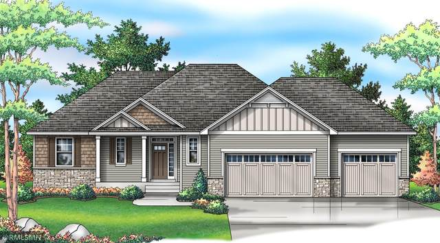 4745 381st Trail, North Branch, MN 55056 (#6007451) :: Tony Farah   Coldwell Banker Realty
