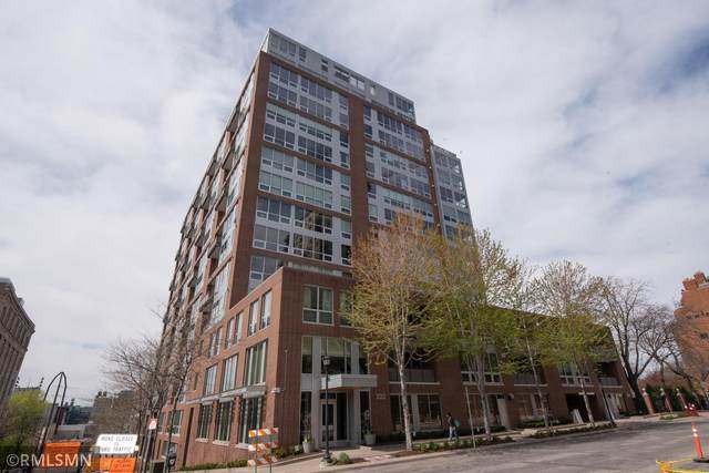 222 2nd Street SE #702, Minneapolis, MN 55414 (#6008333) :: Happy Clients Realty Advisors