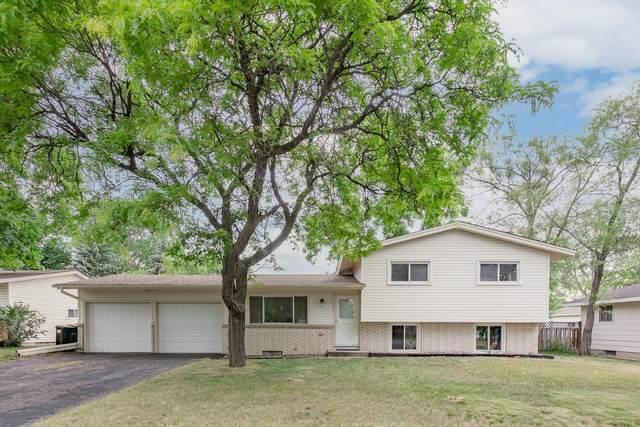 817 81st Avenue NE, Spring Lake Park, MN 55432 (#6008765) :: The Duddingston Group