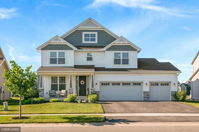 1410 Copper Hills Drive, Carver, MN 55315 (#6009220) :: Twin Cities Elite Real Estate Group | TheMLSonline