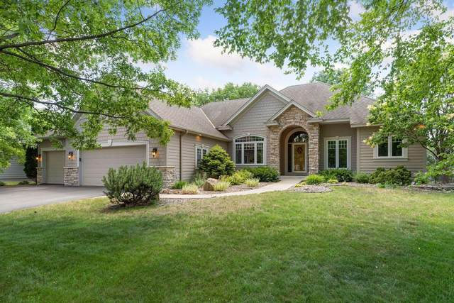 10085 Powers Lake Trail, Woodbury, MN 55129 (#6009789) :: Twin Cities Elite Real Estate Group | TheMLSonline
