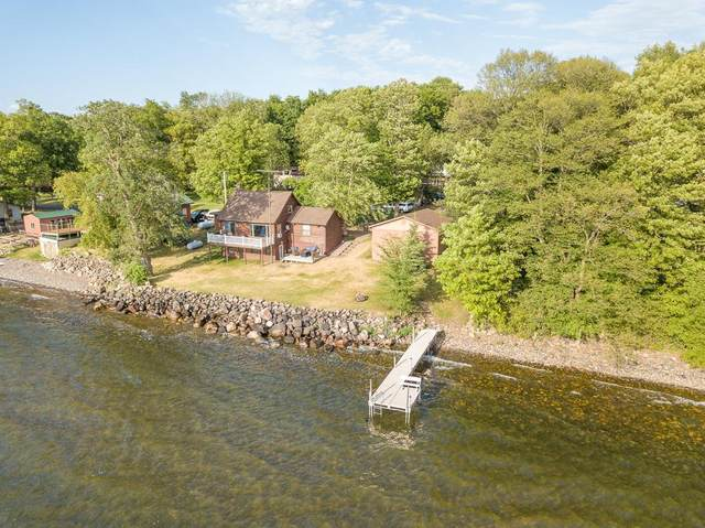 47001 Whistle Road, Isle, MN 56342 (#6009864) :: Lakes Country Realty LLC