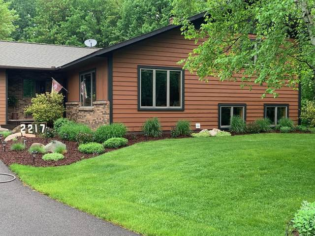 2217 150th Avenue, Saint Croix Falls Twp, WI 54024 (#6011547) :: Lakes Country Realty LLC