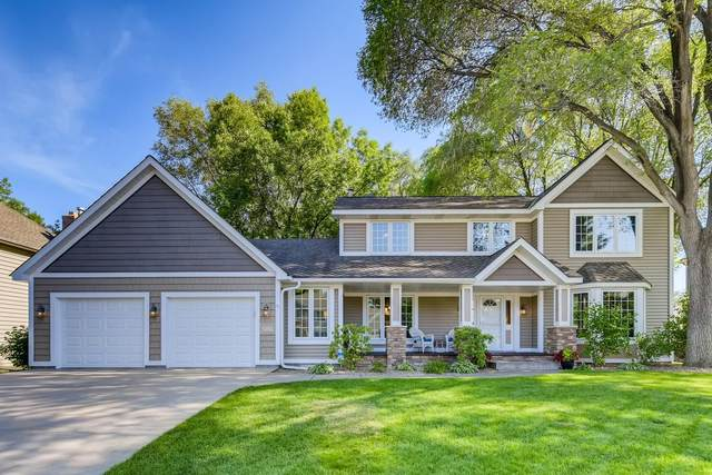 1282 Woodcrest Avenue, Shoreview, MN 55126 (#6012612) :: Carol Nelson | Edina Realty
